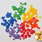 Manufacturer of Multi Color Paper Confetti