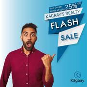 KAGAAY- Sales Enabled Gamified Real Estate Platform. Buy Home at 25% d