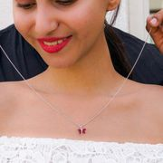 Buy Locket and Silver chain for Baby girl Online