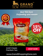 Grand Shopping Zone Beverages | Darjeeling Green Tea - 100 g