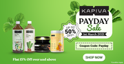 Kapiva Payday Sale - Apply Coupon PAYDAY - Up to 50% Off