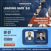 Leading Safe 5.0 Certification-Training Batch Available