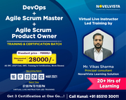Attend Devops Training in Bangalore Register Now