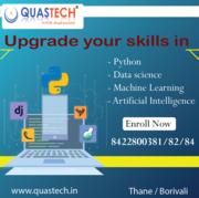 Python Training Institute in Kandivali | QUASTECH