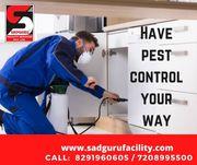 Pest Control Services in Mumbai – Sadguru Pest Control