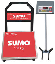 Digital Weighing Scale 100kg with 1year Guarantee + 5years Warranty