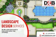 Luxury Landscape design services in Lahore,  Islamabad | DXB Interiors