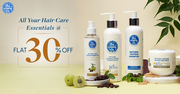 Grab The Moms Co's Hair Care Essentials at flat 30%. Hurry Now!