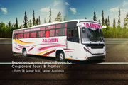 Bus on Rent in Mumbai   Car Rental in Mumbai