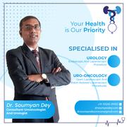 Seeking A Best Uro-Oncologist In Thane,  Navi Mumbai : Dr. Soumyan Dey