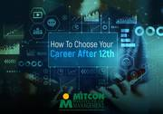 How to choose your career after 12th