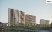 Super spacious 2 BHK luxurious flat near Hinjewadi IT Park