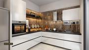 Luxurious 3 BHK flats near hanging bridge at Infinity World