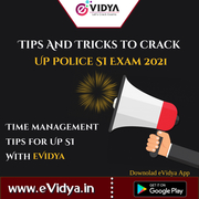 Tips To manage time for UPSI Preparation - eVidya