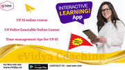 UP State Exam Online Courses at evidya | Interactive Learning App