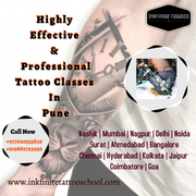 Highly Effective & Professional Tattoo Classes In Pune