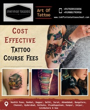 Cost Effective Tattoo Course Fees in Pune,  India