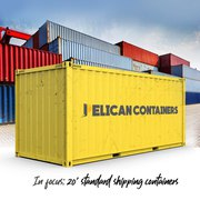 20ft Shipping Container for Sale - Mumbai