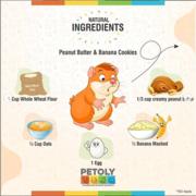 Small Animal Food| Rabbit,  Hamster,  Guinea pig food- Petoly