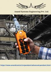 Crane pendant control manufacturers in India