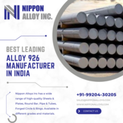 Buy Quality Alloy 926 Round Bar at Best Price