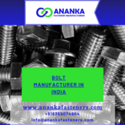 Buy High Quality Bolt at Best Price In India