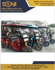 Battery Auto Rickshaw,  E Rickshaw,  E Loader,  E Food Cart,  E Scooty