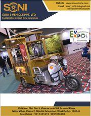 Battery Auto Rickshaw,  E Rickshaw,  E Auto,  E Loader