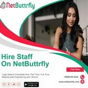Get Best Online Jobs In Nashik by Netbuttrfly.