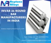 Invar 36 round bar manufacturers