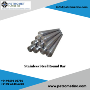 Buy high quality Stainless steel round bars in UAE and India