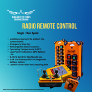 Best Radio remote control manufacturer in Mumbai