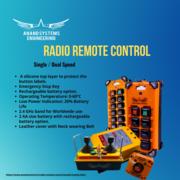 Best Crane Remote Control manufacturer in Mumbai
