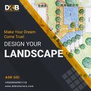 Landscape design services in Lahore   Best landscape design company