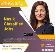 Exclusive Best Online Jobs In Nashik by Netbuttrfly.