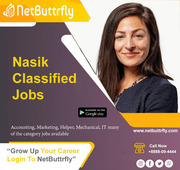 Explore Latest Jobs For Fresher In Nashik by Netbuttrfly