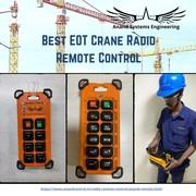 Best eot crane radio remote control in Mumbai