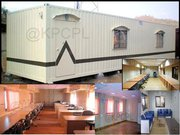 portable office cabin   portable cabins manufacturer in india