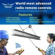 Top crane wireless remote control in Mumbai