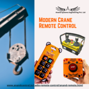 Best overhead crane remote control in Mumbai- Anand Systems Engineerin