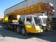 Luna - Ibesa Crane 40 Tons