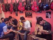 Private Home Tutions For Guitars, Keyboards And Drums In Mumbai